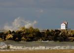 Lighthouse Waves DSCN09988